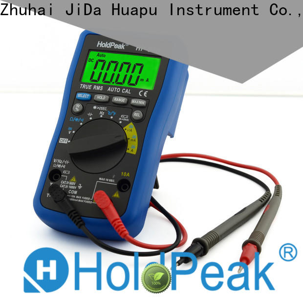 HoldPeak High-quality portable multimeter company for measurements