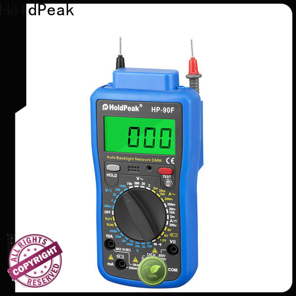 HoldPeak mini hvac multimeter factory for measurements