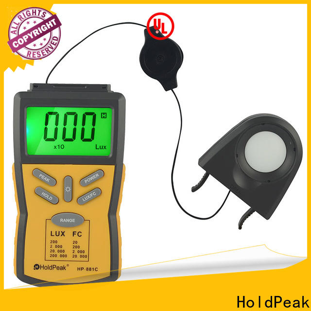 Top professional light meter hp881b for business for testing