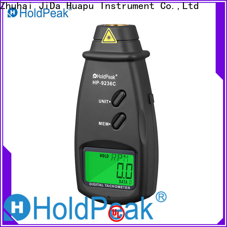 easy to use tachometer tester speed company for chemical fiber