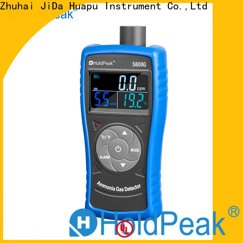 HoldPeak Custom air pollution detector portable factory for home
