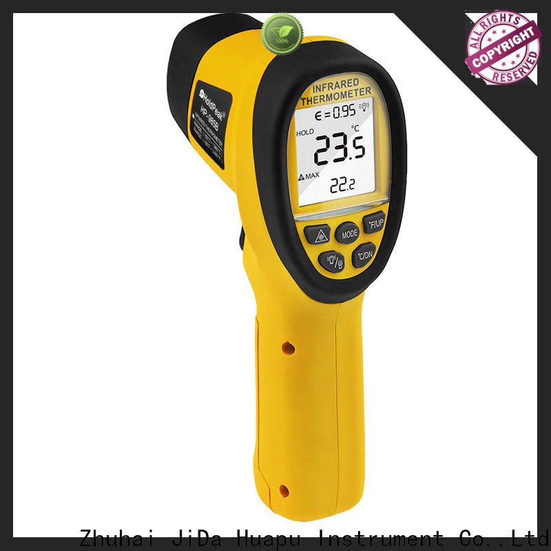 HoldPeak New infrared thermometer ambient temperature manufacturers for military