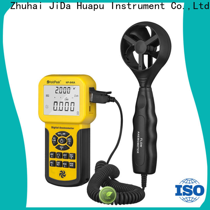 Top cup anemometer how it works crane factory for manufacturing