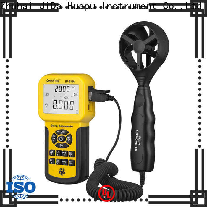HoldPeak hp866b low flow anemometer for business for manufacturing
