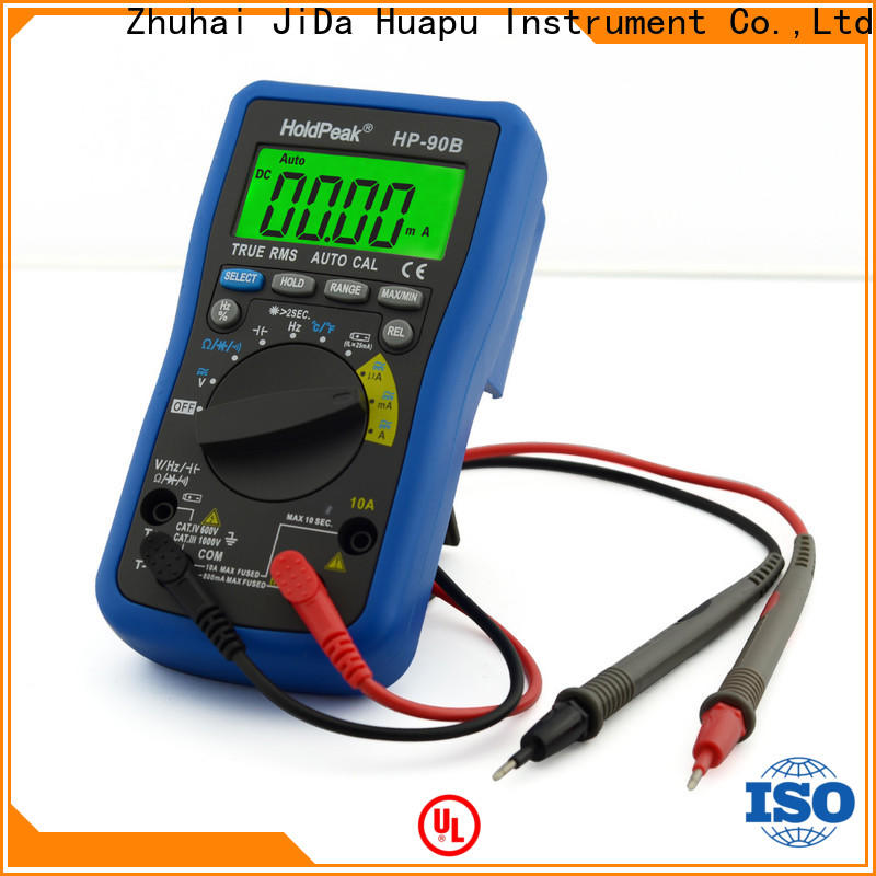 HoldPeak Custom inexpensive multimeter manufacturers for electronic