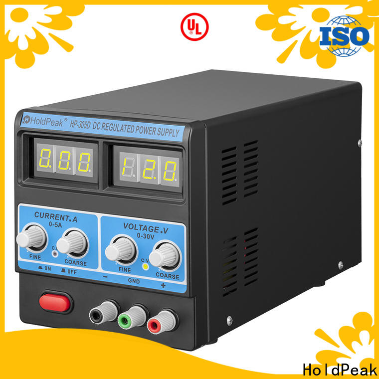 HoldPeak Top 110v ac to dc converter power supply 12v for business for petroleum refining industry