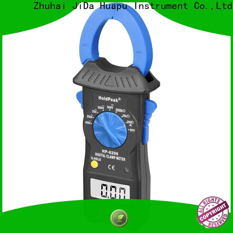 Top dc current clamp ammeter 500v factory for national defense