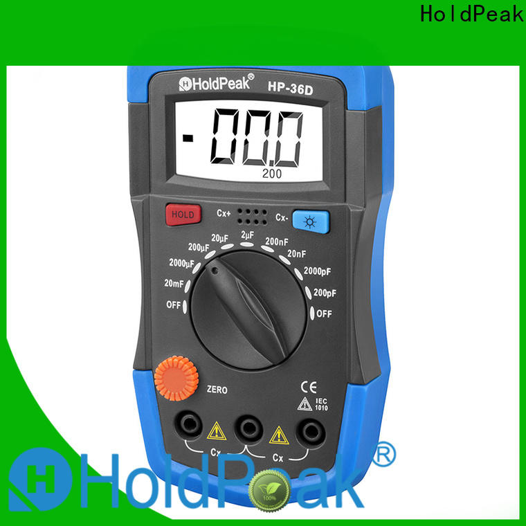 HoldPeak stable multimeter usb manufacturers for electrical