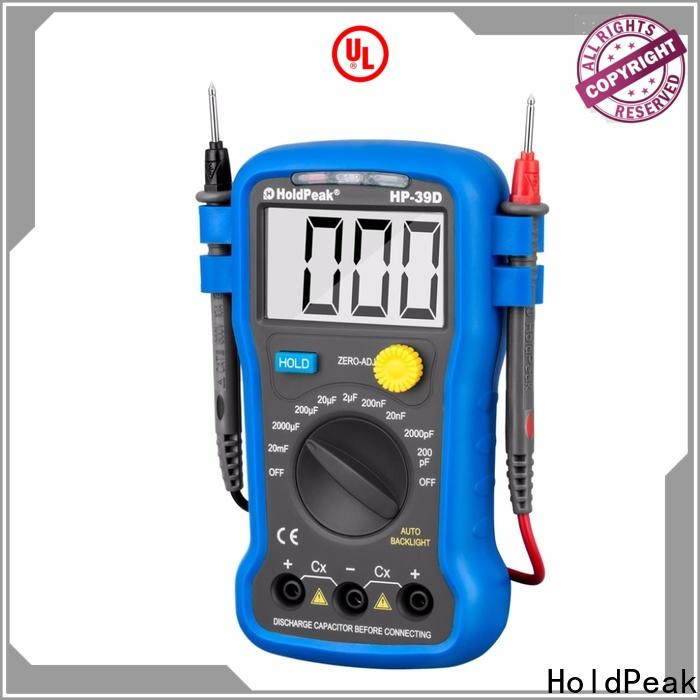 HoldPeak duty digital voltmeter module for business for electrical