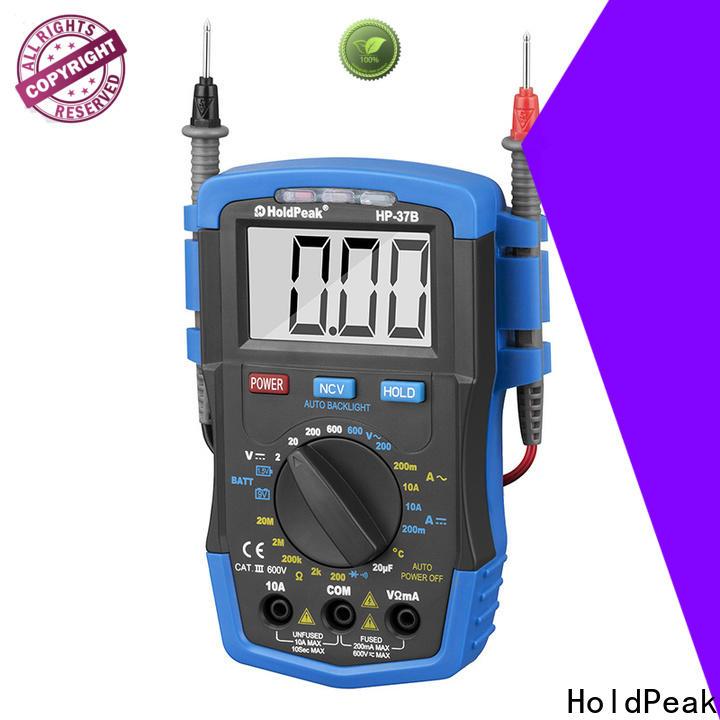 HoldPeak stable digital multimeter low price Supply for testing