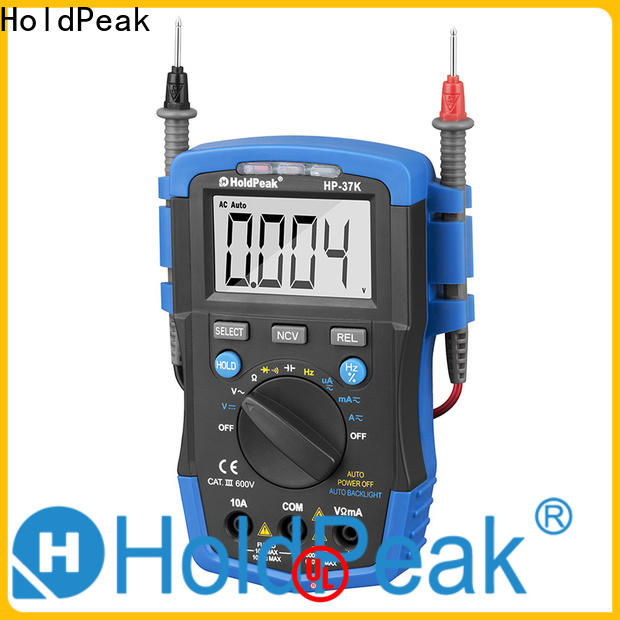 HoldPeak stable how can use multimeter factory for electronic