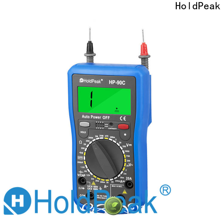 hot-sale auto ranging multimeter measure Supply for electronic