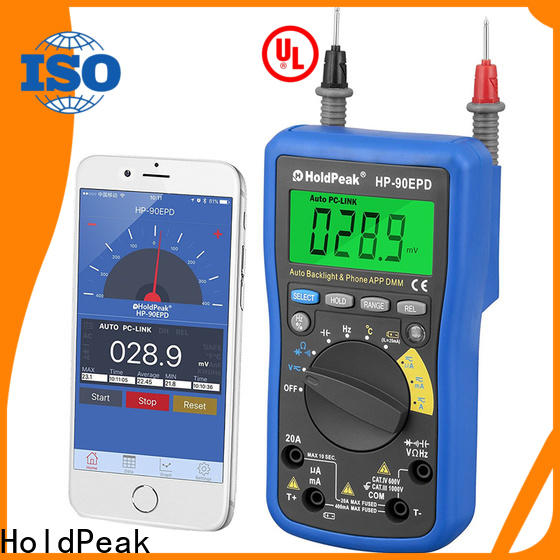 HoldPeak selecttrue digital voltmeter module for business for electronic