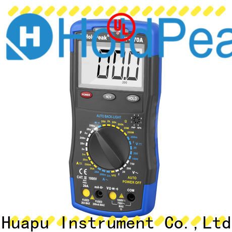 HoldPeak stable best multimeter factory for electrical