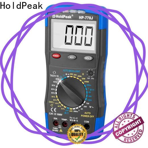 HoldPeak hp90k engine analyser company for measurements