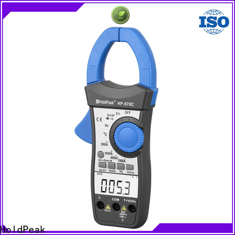 competetive price clip on meter working principle 500v for business for electricity chemical industries