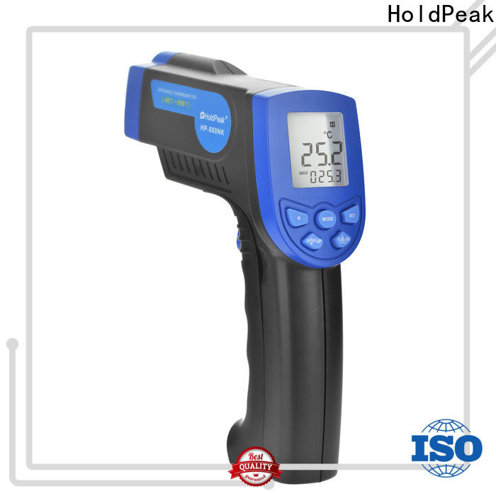 HoldPeak low infrared thermometer measure water temperature Suppliers for inspection