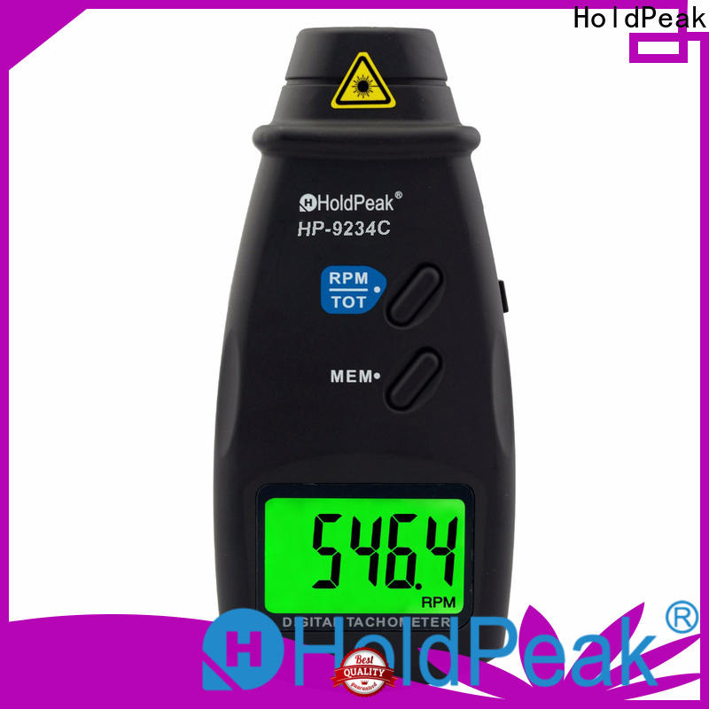 HoldPeak tachometer digital tachometer Suppliers for electric fans