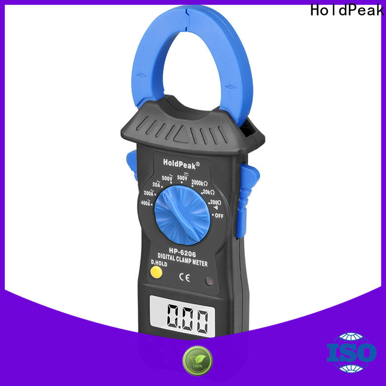 HoldPeak Latest multimeter current clamp factory for electricity chemical industries