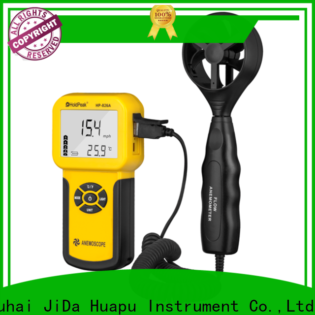 portable air speed measurement tool chill for business for communcations