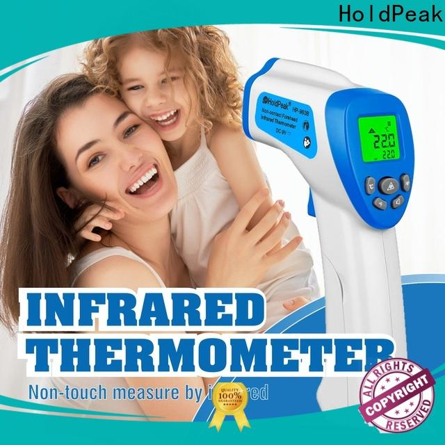 HoldPeak 50℃800℃ infrared and contact thermometer factory for fire