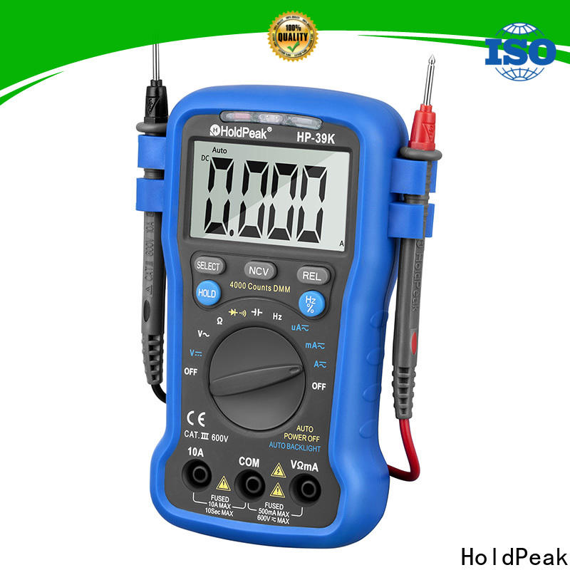 HoldPeak acdccurrent auto multimeter tester Suppliers for measurements