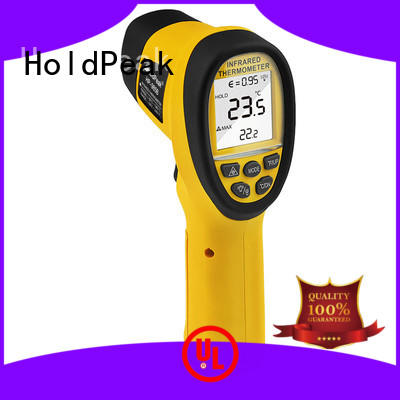 HoldPeak fashion design infrared thermometer scanner manufacturers for military