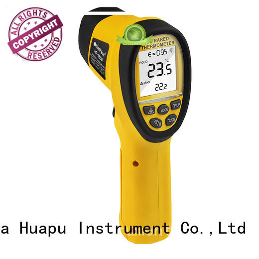 easy to carry infrared thermometer measures hp880nk for business for inspection
