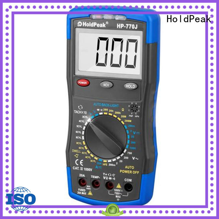 HoldPeak automatic best engine analyzer company for physical