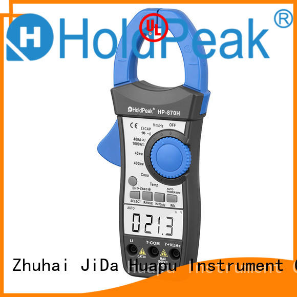 HoldPeak handheld clamp meter for business for petroleum refining industry
