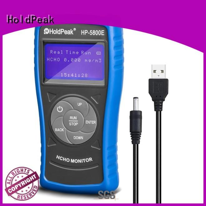 HoldPeak pm25 digital detector newly for office