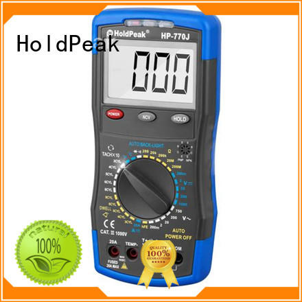 HoldPeak High-quality aircraft engine monitor Suppliers for testing