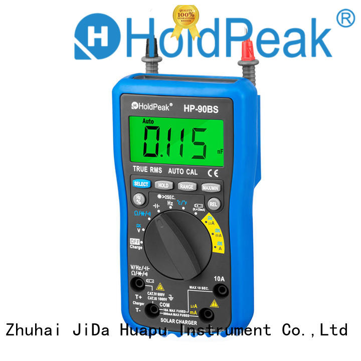 HoldPeak Custom electrical multi meters factory for electrical