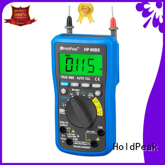 HoldPeak anti-dropping multimeter black friday Suppliers for physical