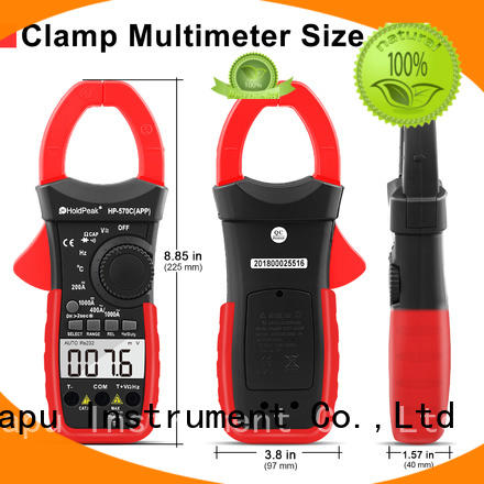 clamp meter comparison