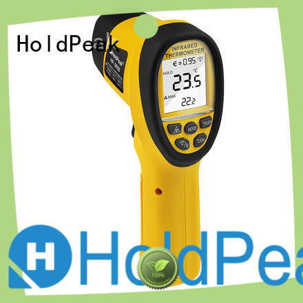 HoldPeak easy to carry infrared pyrometer price Suppliers for customs