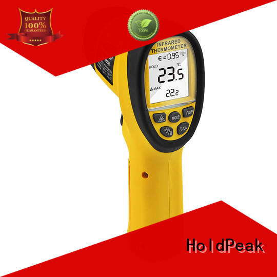 HoldPeak sensor infrared thermometer instructionst company for inspection