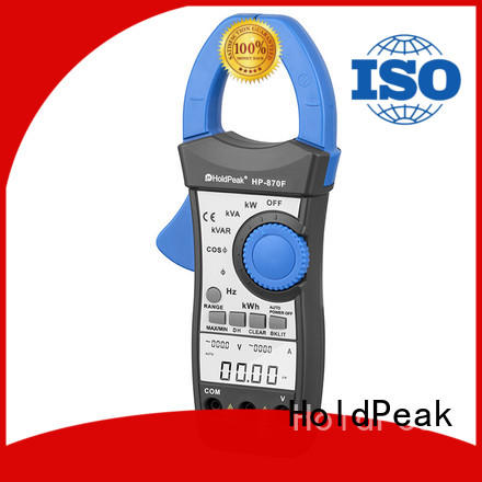 HoldPeak Top clamp on ammeter reviews company for communcations for manufacturing