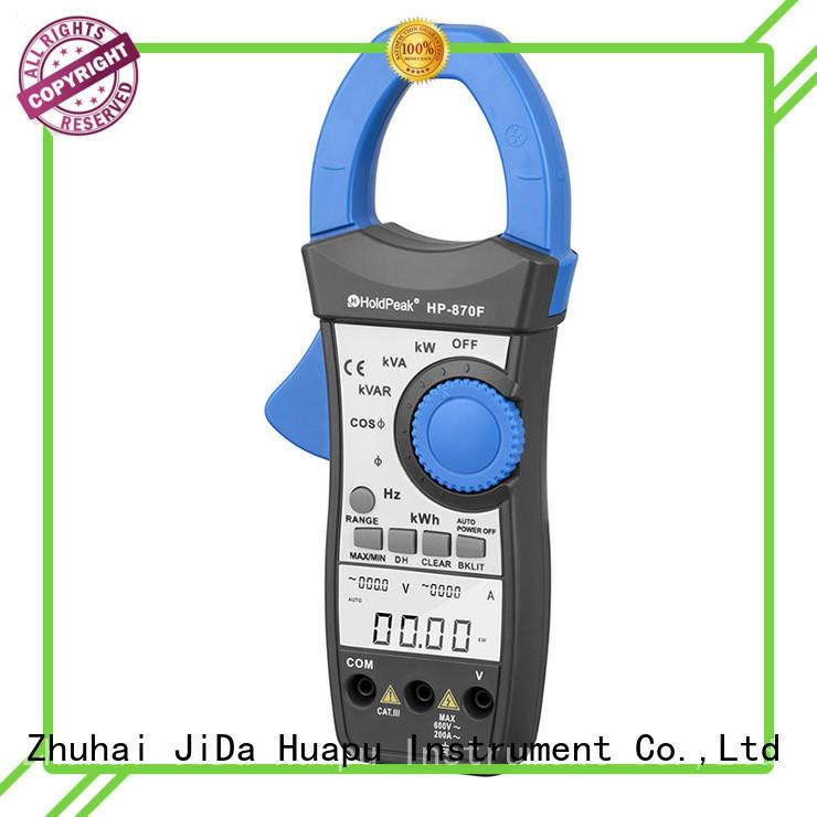 digital clamp meter, capacitance and amp clamp meter HP-870F