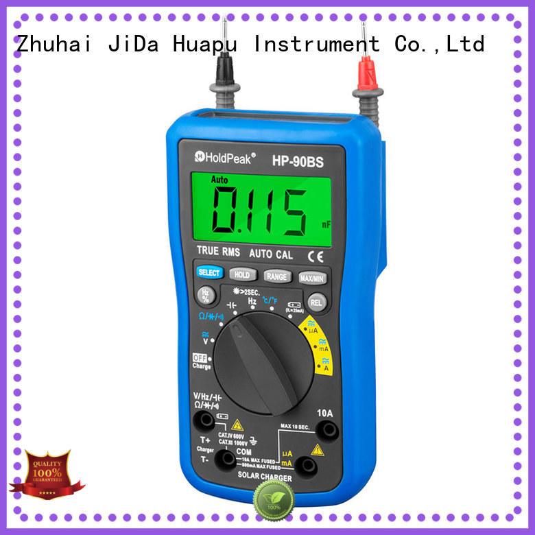 meter digital multimeter meter manufacturing for electrical HoldPeak