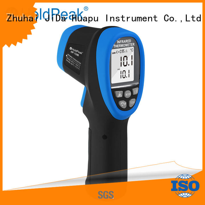 HoldPeak automatic infrared temperature gun factory price for military