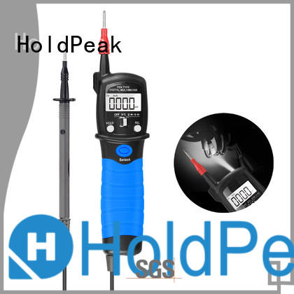 temperature industrial multimeter overseas market for electronic HoldPeak
