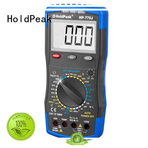 HoldPeak quantity engine analyzer company for electrical
