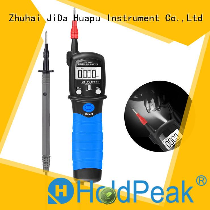 HoldPeak Best mini multimeter factory for electronic