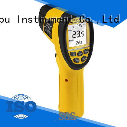 Wholesale non contact thermometer for humans temperature Suppliers for inspection