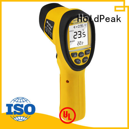 HoldPeak infrared laser thermometer price for inspection