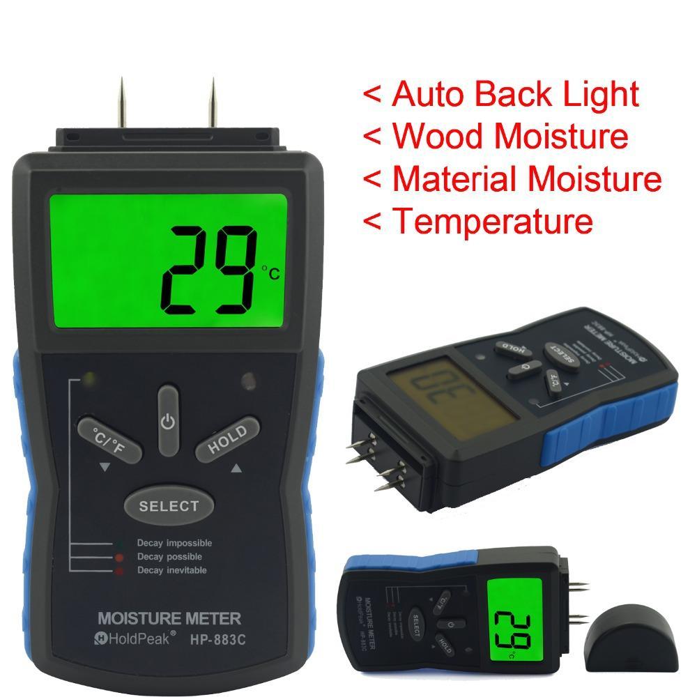 HoldPeak hp2gd buy soil moisture meter Supply for measurements-3