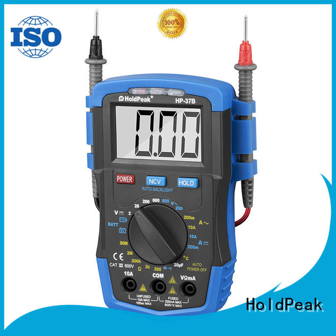HoldPeak versatile rapitest multimeter manual manufacturers for electronic