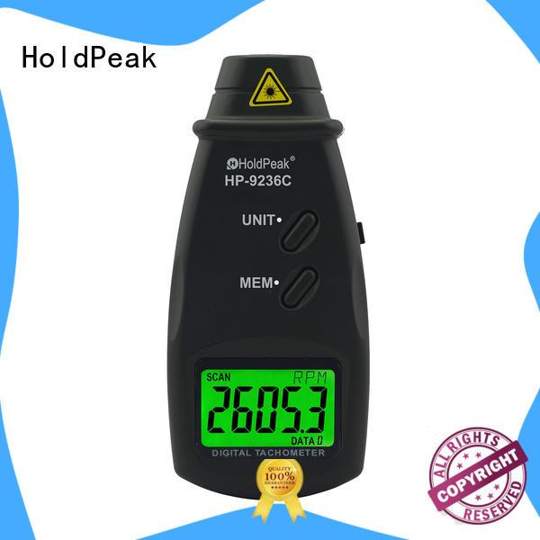 HoldPeak digital digital laser tachometer Suppliers for airplanes