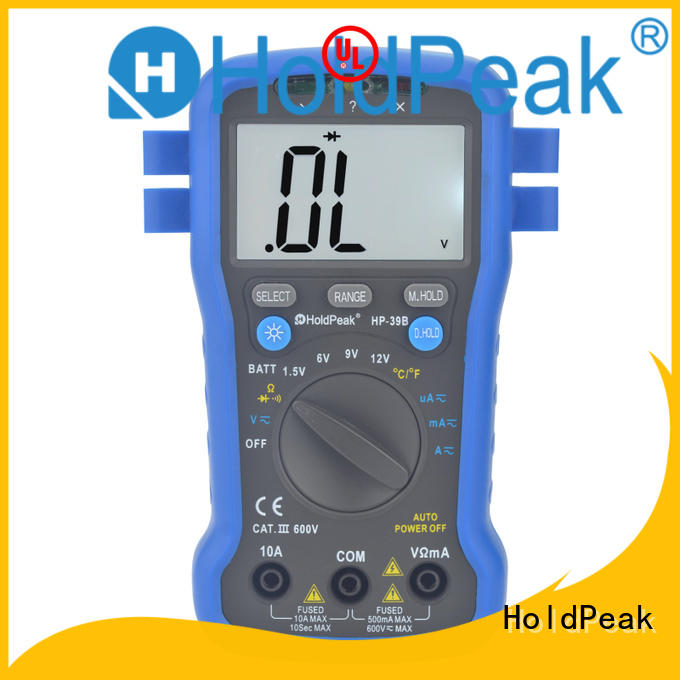 New rms multimeter range company for physical